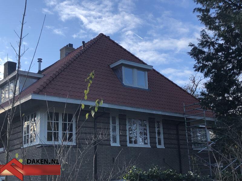 Dakrenovatie-pannendak-in-Hilversum-3