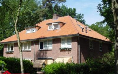 Nieuw pannen dak en dakkapel